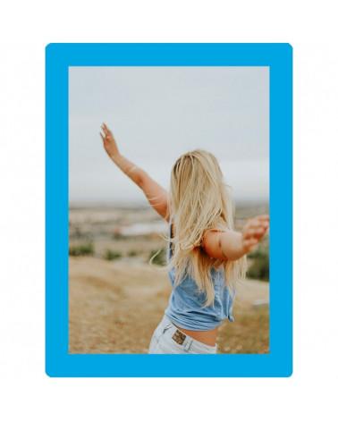 Cadre Photo Bleu Ciel 15x20 cm - A5 - SLIMPYX