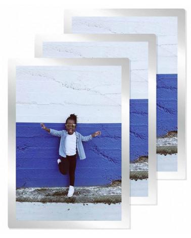 3 Photo frames 8''x12'' A4