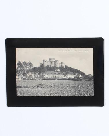 cadre pour cartes postales anciennes