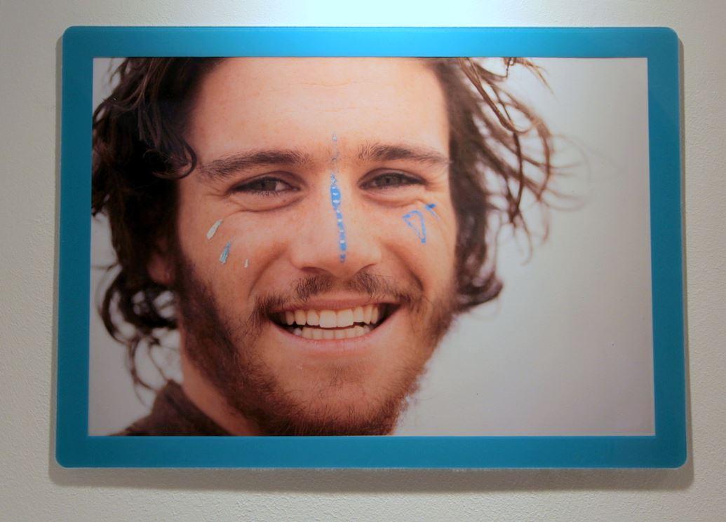 20x30 cadre Slimpyx Turquoise