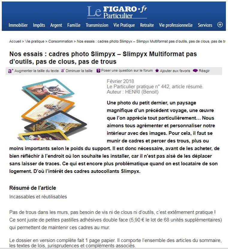figaro-article-presse-slimpyx