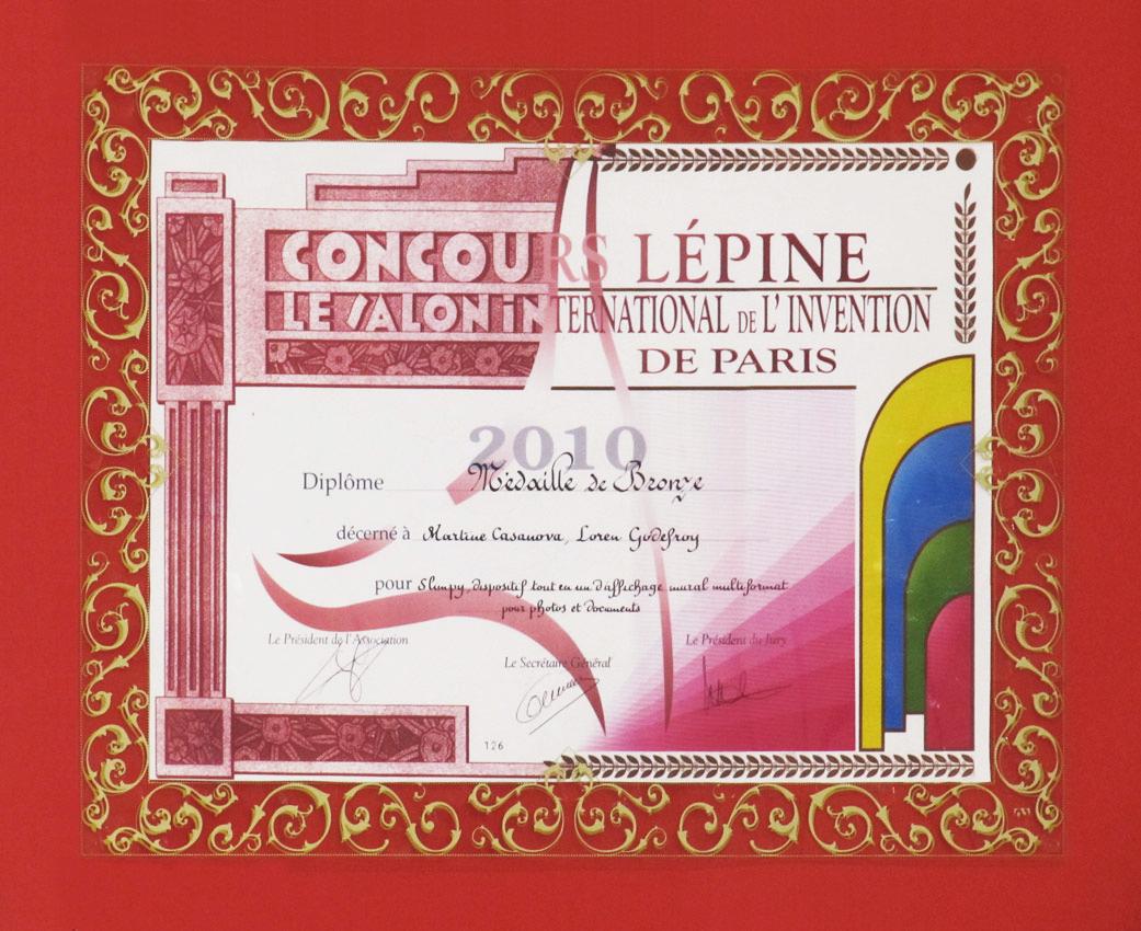 diplome-paris-concours-lepine-2010