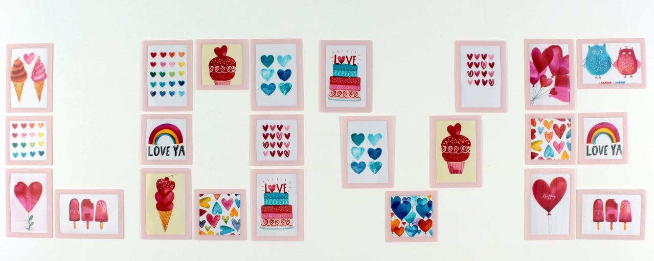 love Alphabet SlimPYX 10x10 & 10x15